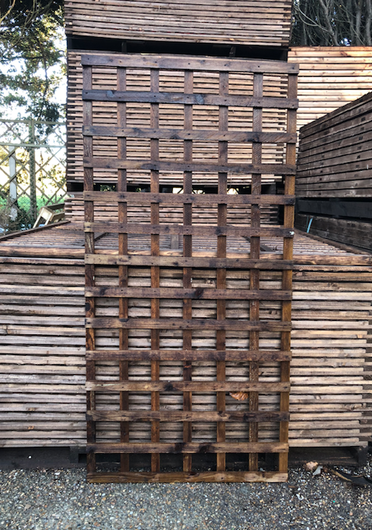 Heavy Duty Square Trellis