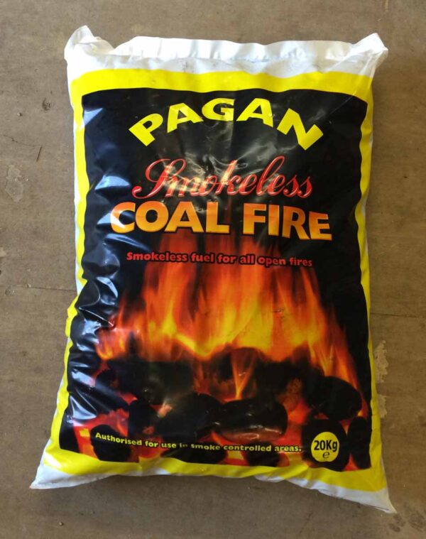 Logs & Coals
